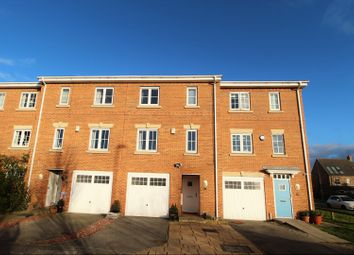 Thumbnail 4 bed town house for sale in Abbots Court, Selby