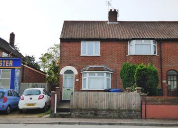 Thumbnail 4 bedroom end terrace house for sale in Norwich, Norfolk