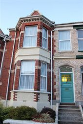 Thumbnail 4 bedroom terraced house to rent in Hamilton Gardens, Mutley, Plymouth