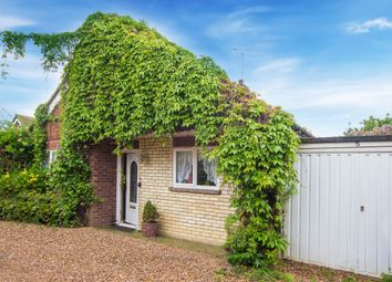Thumbnail 2 bed detached bungalow for sale in Church Close, Whittlesford, Cambridge