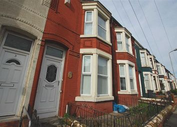 Thumbnail 3 bed terraced house for sale in Clare Road, Bootle, Liverpool