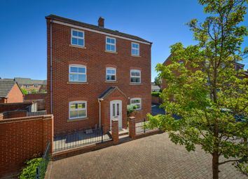 Thumbnail 4 bed detached house for sale in Bricklin Mews, Hadley