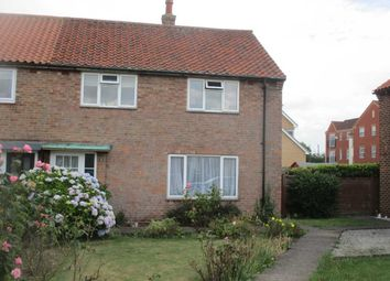 Thumbnail 3 bed semi-detached house for sale in Manor Green, Romanby