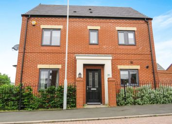 Thumbnail 3 bedroom detached house for sale in Duxford Grove, Ettingshall Park, Wolverhampton