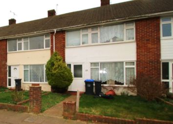 Thumbnail 3 bed property to rent in Thesiger Road, Worthing