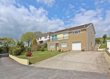 Thumbnail 5 bed detached house for sale in The Dell, Tonteg, Pontypridd