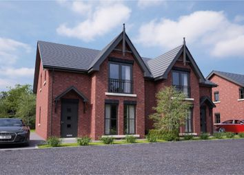 Thumbnail 3 bed semi-detached house for sale in Sharonmore Gardens, Newtownabbey