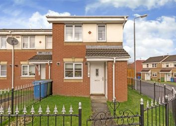 Thumbnail 2 bed end terrace house for sale in Battles Burn Drive, Glasgow, Lanarkshire