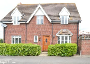 Thumbnail 4 bed detached house for sale in Steeple Meadows, Southminster, Essex