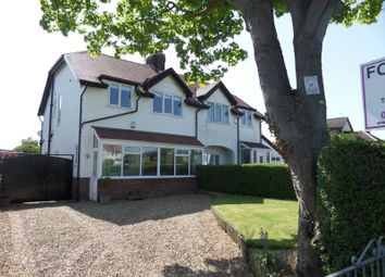Thumbnail 3 bed semi-detached house for sale in Normoss Road, Normoss