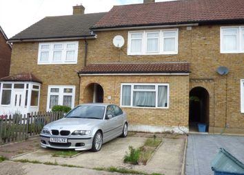 Thumbnail 2 bed semi-detached house to rent in Tine Road, Chigwell