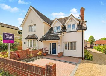 Thumbnail 3 bed semi-detached house for sale in Park Road, Sudbury