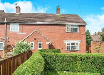 Thumbnail 2 bed terraced house for sale in Axwell Park Close, Whickham, Newcastle Upon Tyne