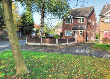 Thumbnail 3 bed detached house for sale in Hatherop Close, Eccles, Manchester, Greater Manchester