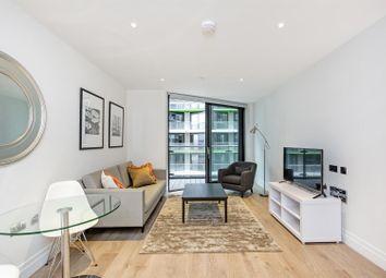 Thumbnail 1 bedroom flat to rent in 3 Riverlight Quay, Nine Elms, London