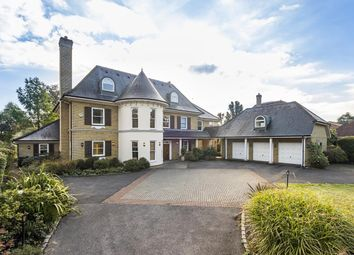 Thumbnail 6 bed detached house to rent in Hecketts Court, Esher