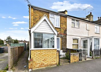 Thumbnail 2 bed end terrace house for sale in Church Road, Swanscombe, Kent