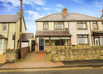 Thumbnail 3 bed semi-detached house for sale in Main Street, Seahouses, Northumberland