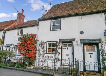 2 bed terraced house for sale in High Street, Eynsford, Kent DA4