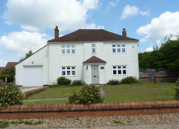 Thumbnail 4 bedroom detached house to rent in Tuns Road, Necton, Swaffham