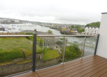 Thumbnail 2 bed flat to rent in Causeway View, Plymouth