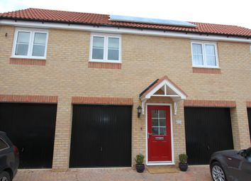 Thumbnail 2 bed terraced house to rent in Farrer Way, Barleythorpe, Oakham