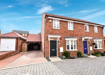 3 bed semi-detached house for sale in Poulter Court, Weldon Road, Castle Hill, Swanscombe DA10