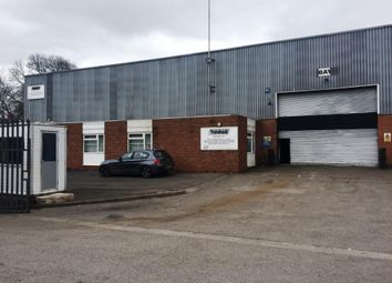 Thumbnail Warehouse for sale in Arden Road, Saltley, Birmingham