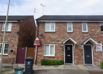 Thumbnail 3 bed end terrace house to rent in The Warren, Tuffley, Gloucester