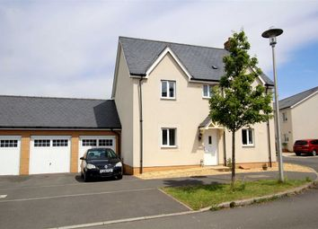 Thumbnail 4 bed detached house for sale in Wren Gardens, Portishead, North Somerset