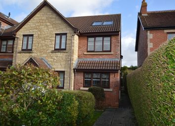 Thumbnail 3 bed end terrace house for sale in Chapel Close, Melksham