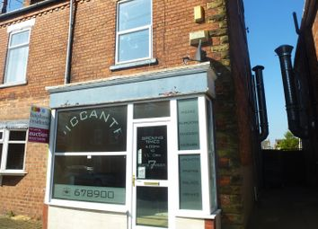 Thumbnail 3 bed terraced house for sale in Church Street, Gainsborough, Lincolnshire