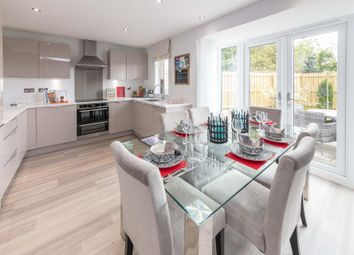 "Thumbnail 4 bedroom detached house for sale in ""Corgarff"" at Greystone Road, Kemnay, Inverurie"