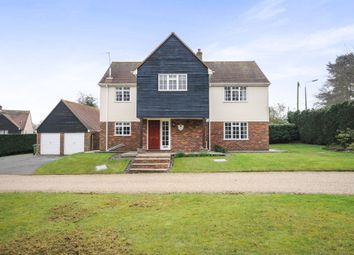 Thumbnail 4 bedroom detached house for sale in Courtauld Road, Braintree
