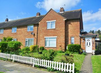 Thumbnail 3 bed terraced house for sale in Oakridge Road, Basingstoke