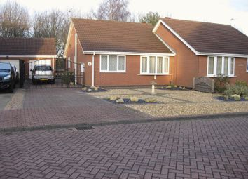 Thumbnail 2 bed semi-detached bungalow for sale in Barnet Drive, New Waltham, Grimsby