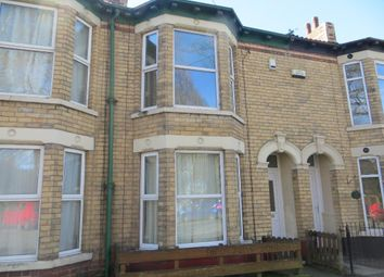 Thumbnail 2 bedroom terraced house to rent in Goddard Avenue, Hull