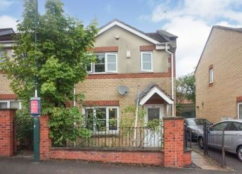 Thumbnail 3 bed end terrace house for sale in Wulfric Road, Sheffield
