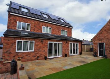 Thumbnail 5 bed detached house for sale in Sandy Hill Lane, Sheffield