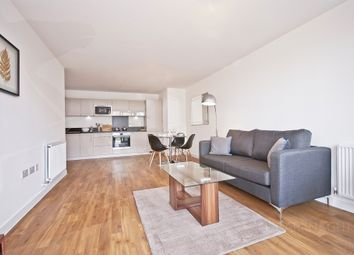 Thumbnail 2 bed flat to rent in Waterside Heights, Booth Road, Docklands