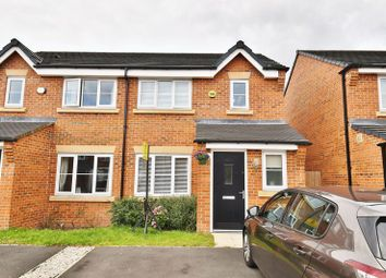 3 bed semi-detached house for sale in Chelmer Way, Eccles, Manchester M30