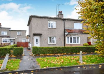 Thumbnail 3 bed flat for sale in White Avenue, Dumbarton