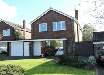 Thumbnail 4 bedroom detached house to rent in Wykeham Road, Guildford