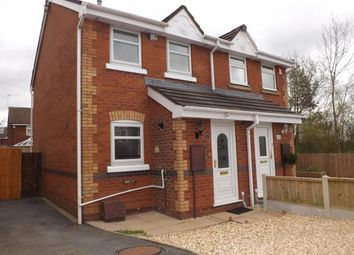 Thumbnail 2 bedroom semi-detached house for sale in Magpie Crescent, Kidsgrove, Stoke-On-Trent, Staffordshire