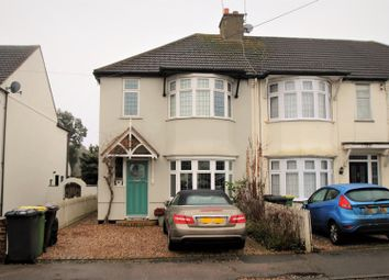 Thumbnail 3 bedroom semi-detached house to rent in Trinity Road, Rayleigh