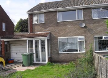 Thumbnail 3 bed semi-detached house to rent in Hawthorne, Immingham