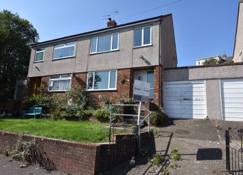 Brook Road, Mangotsfield, Bristol BS16. 3 bed semi-detached house