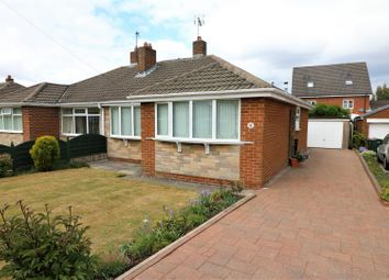 Thumbnail 2 bed semi-detached bungalow for sale in St. Albans Way, Wickersley, Rotherham