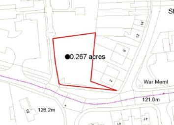 Thumbnail Land for sale in Land At Pilsley Road, Danesmoor, Derbyshire