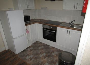 Thumbnail 1 bed flat to rent in Devon Terrace, Uplands, Swansea